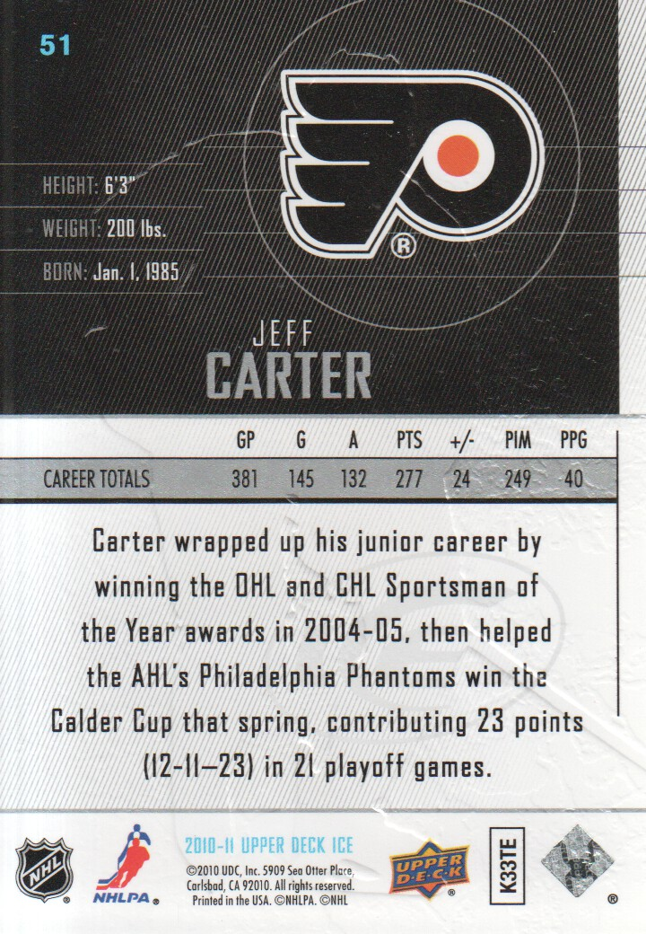 2010-11-Upper-Deck-Ice-Hockey-Cards-Pick-From-List thumbnail 93