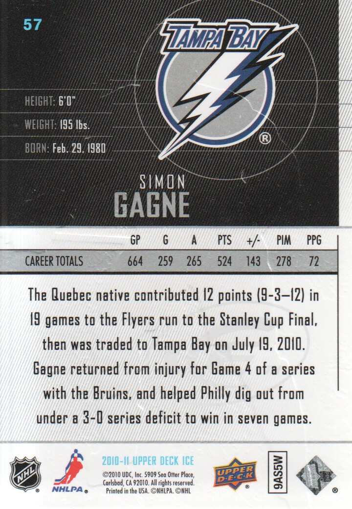 2010-11-Upper-Deck-Ice-Hockey-Cards-Pick-From-List thumbnail 101