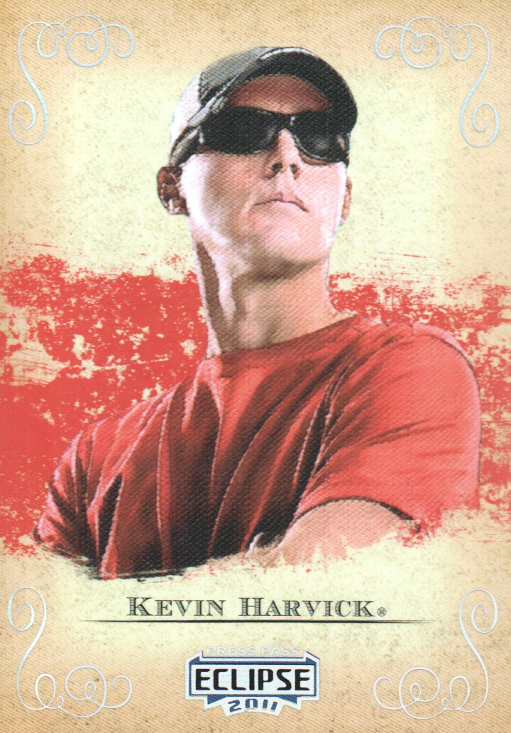 2011 Press Pass Eclipse #13 Kevin Harvick