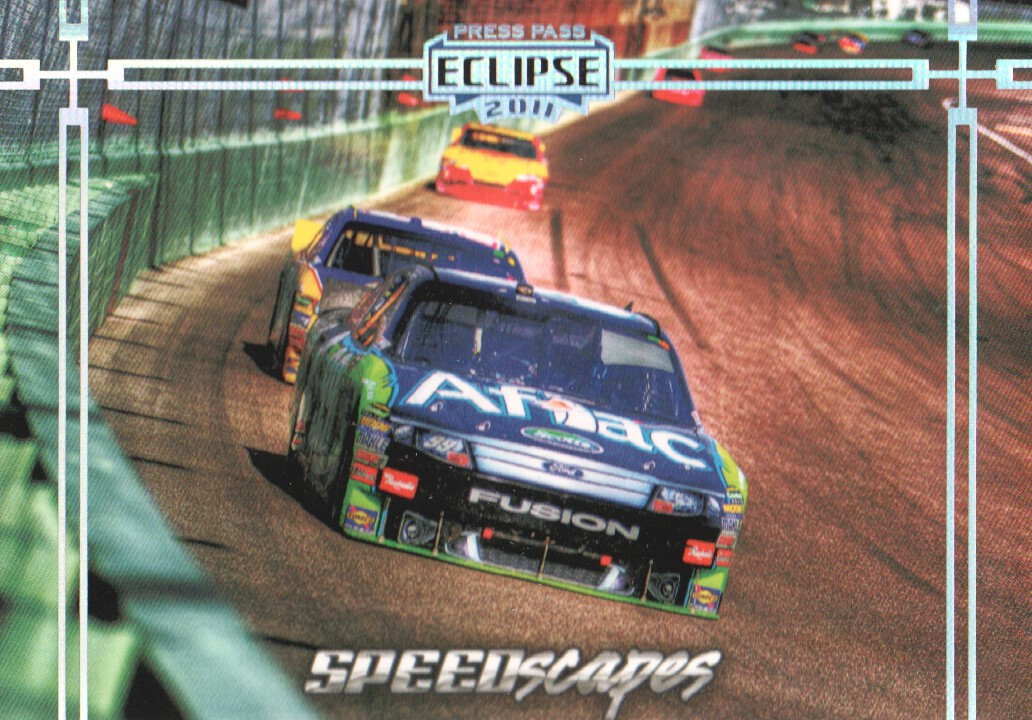 2011 Press Pass Eclipse #78 Carl Edwards' Car SS