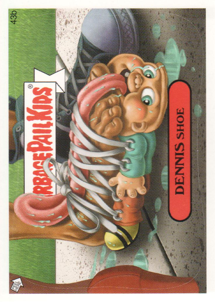 2008 GARBAGE PAIL KIDS ANS 7 Lot of 2 Sealed Jumbo Packs All New Series 7 B6