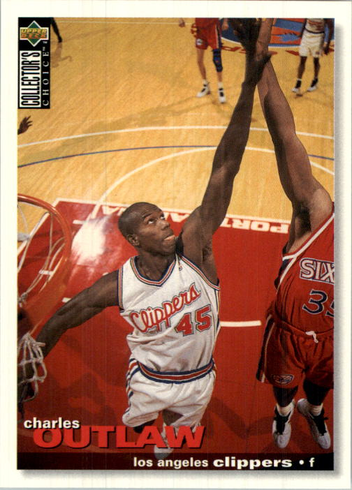 1995-96 Collector's Choice International German I #69 Bo Outlaw