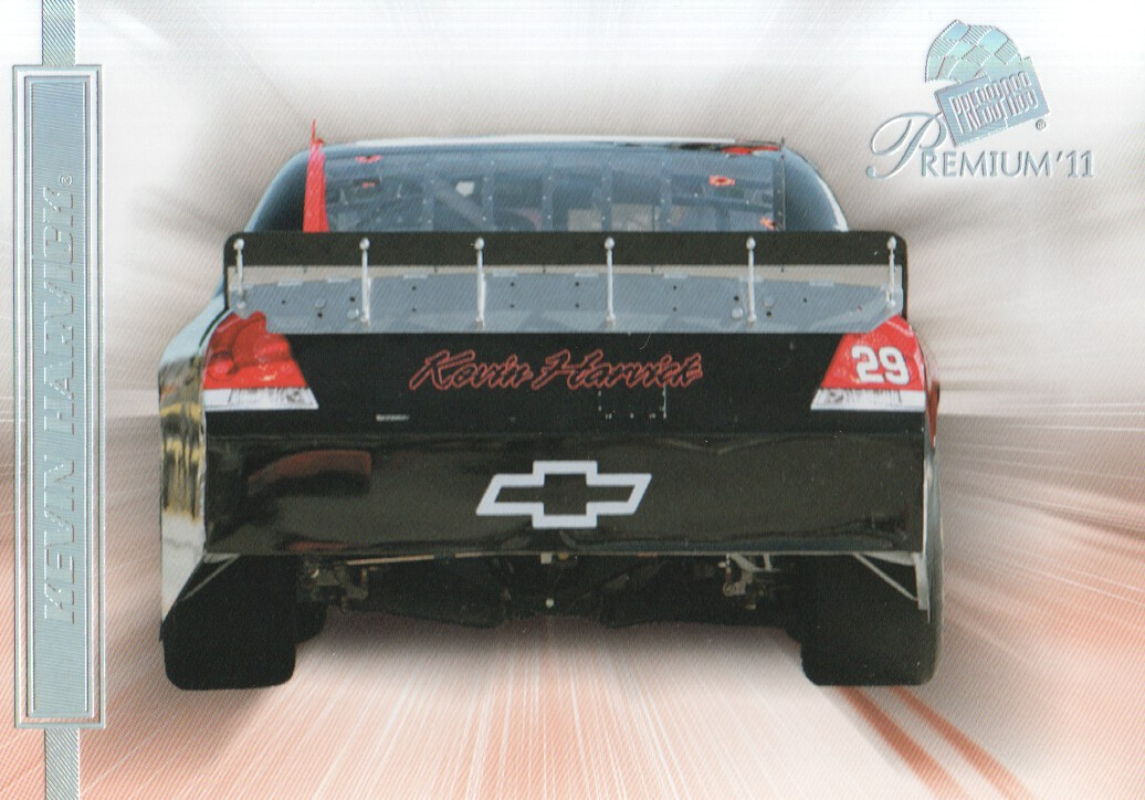 2011 Press Pass Premium #70 Kevin Harvick's Car DP