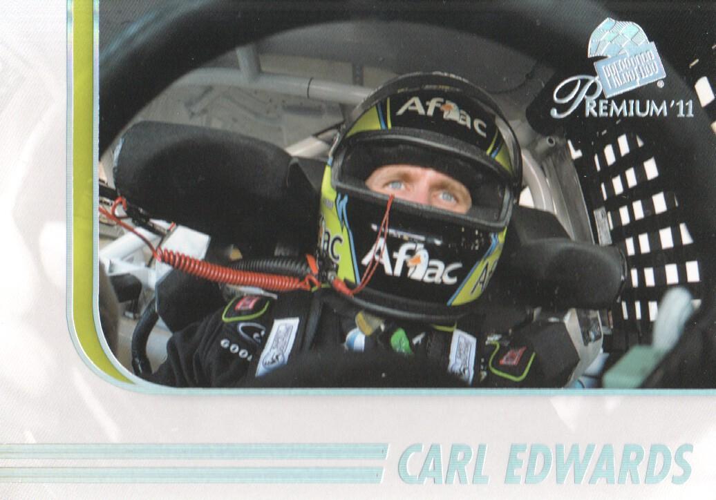 2011 Press Pass Premium #77 Carl Edwards PP