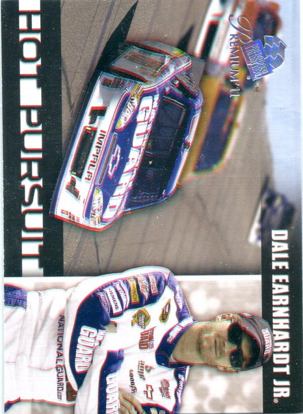 2011 Press Pass Premium Hot Pursuit 3D #HP1 Dale Earnhardt Jr.