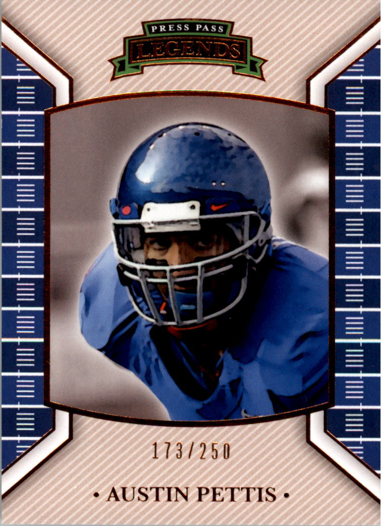 2011 Press Pass Legends Bronze #30 Austin Pettis