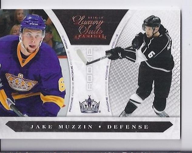 2010-11 Luxury Suite #194 Jake Muzzin RC