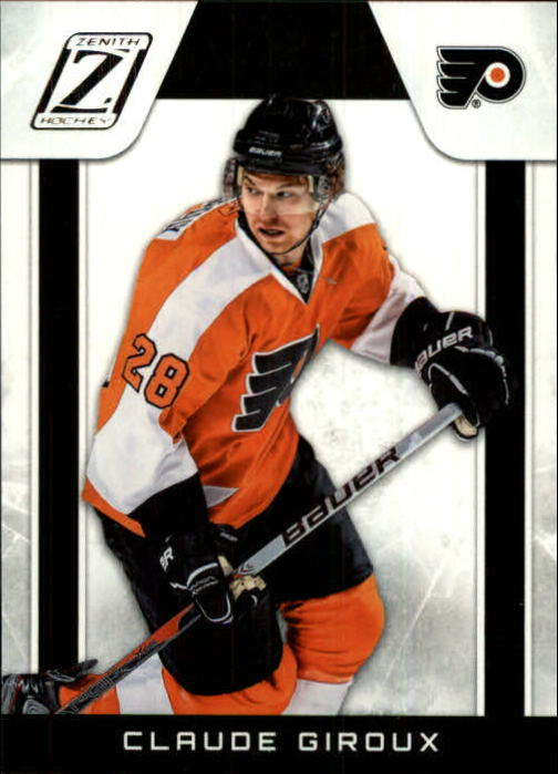2010-11 Zenith #1 Claude Giroux
