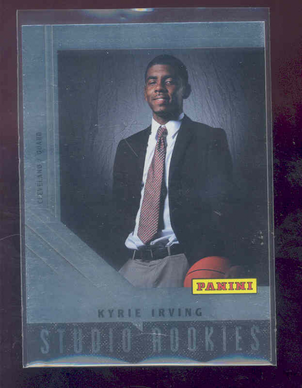 2011 Panini National Convention VIP #VIP5 Kyrie Irving
