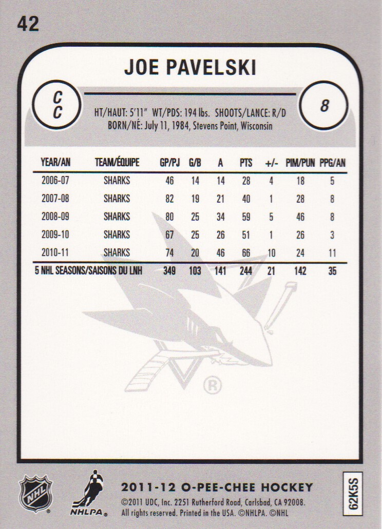 2011-12-O-Pee-Chee-Parallels-Hockey-Cards-Pick-From-List thumbnail 15