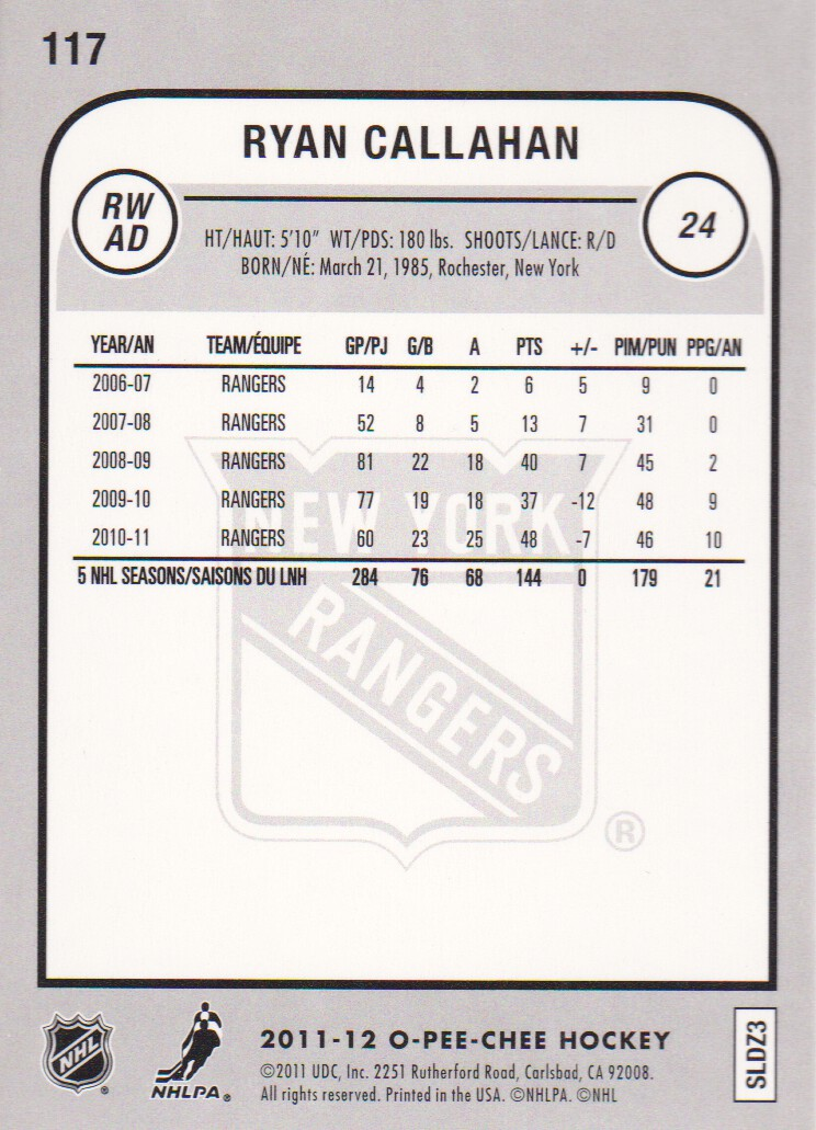 2011-12-O-Pee-Chee-Parallels-Hockey-Cards-Pick-From-List thumbnail 17