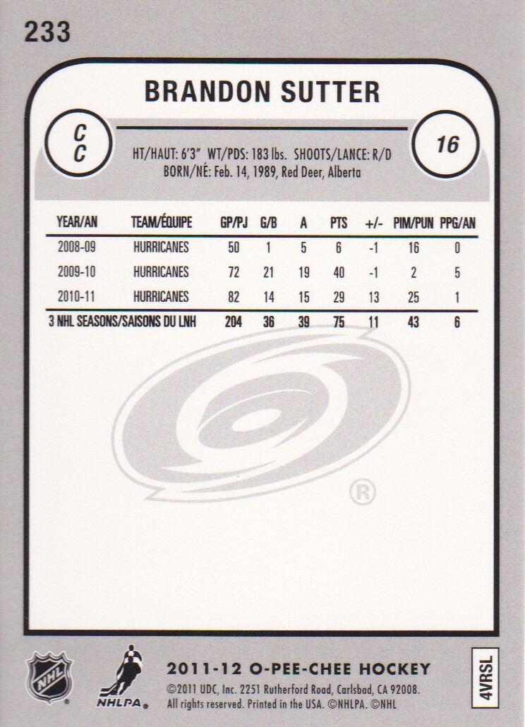 2011-12-O-Pee-Chee-Parallels-Hockey-Cards-Pick-From-List thumbnail 23