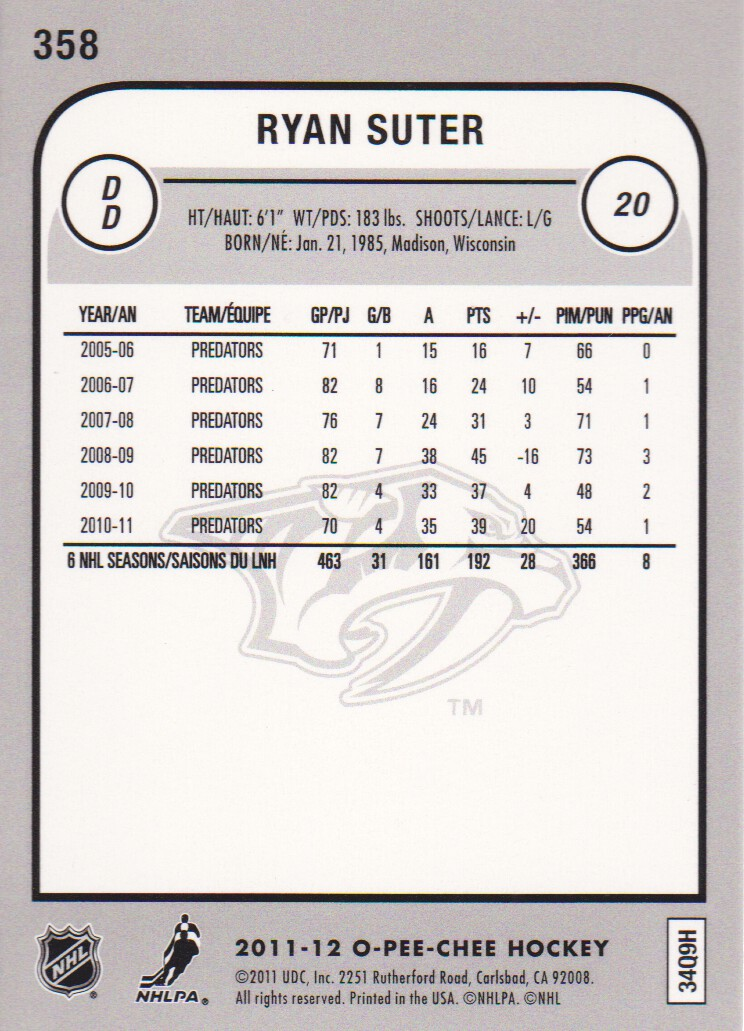 2011-12-O-Pee-Chee-Parallels-Hockey-Cards-Pick-From-List thumbnail 25