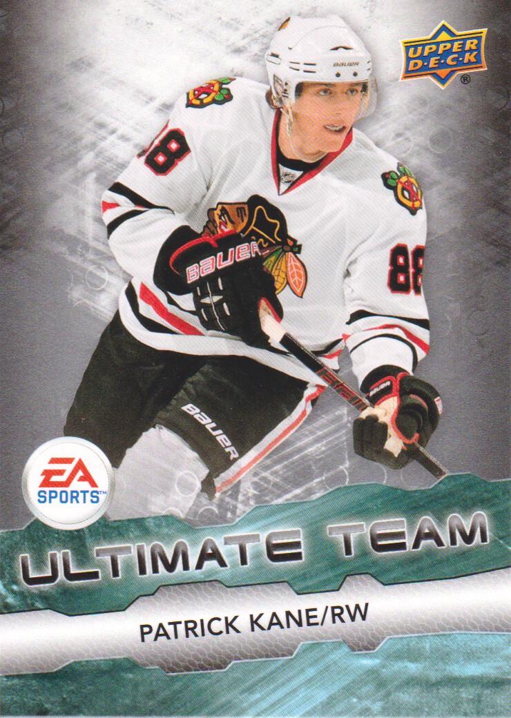 2011-12 Upper Deck EA Ultimate Team #EA6 Patrick Kane