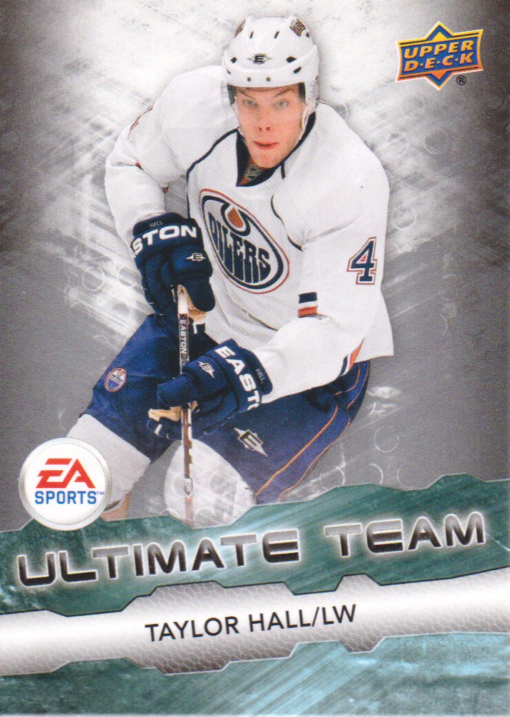 2011-12 Upper Deck EA Ultimate Team #EA11 Taylor Hall