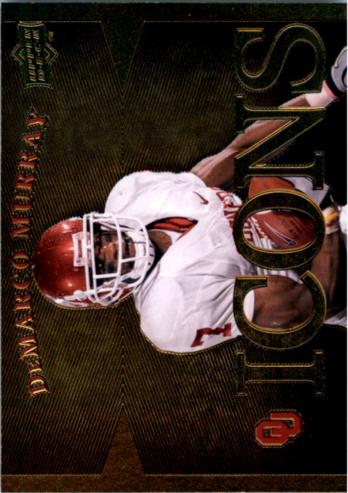 2011 Upper Deck Oklahoma Icons #IDM DeMarco Murray