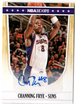 2011-12 Hoops Autographs #193 Channing Frye SP