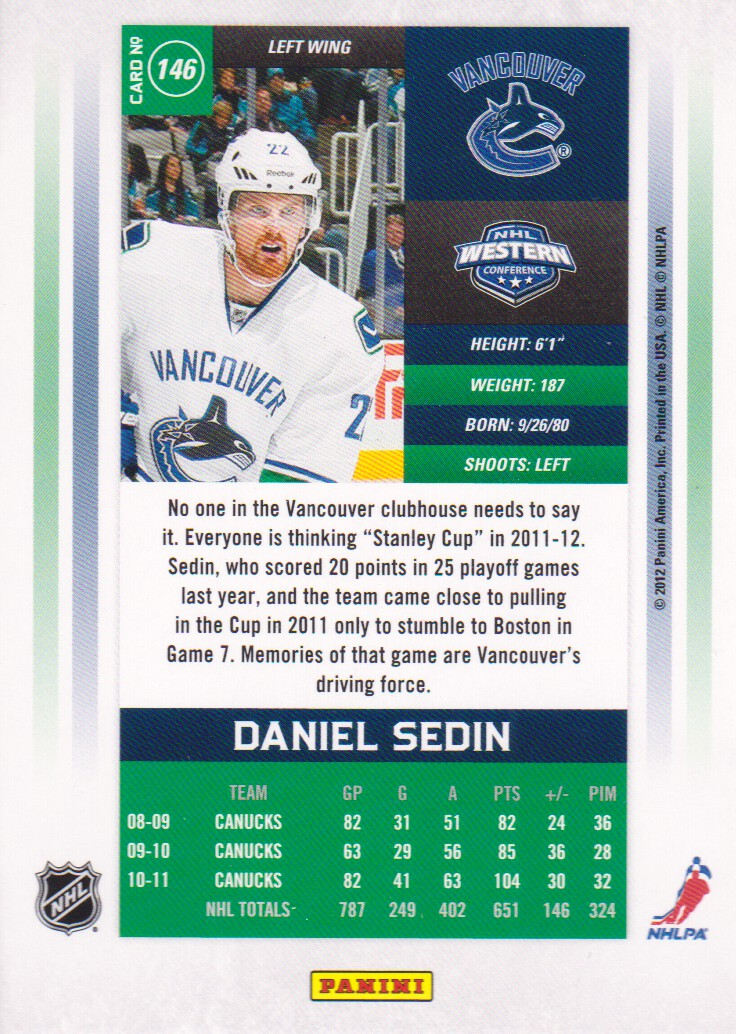 2011-12-Panini-Contenders-Hockey-Cards-Pick-From-List thumbnail 233