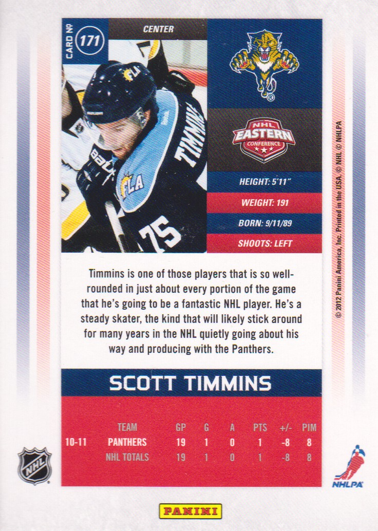 2011-12-Panini-Contenders-Hockey-Cards-Pick-From-List thumbnail 247