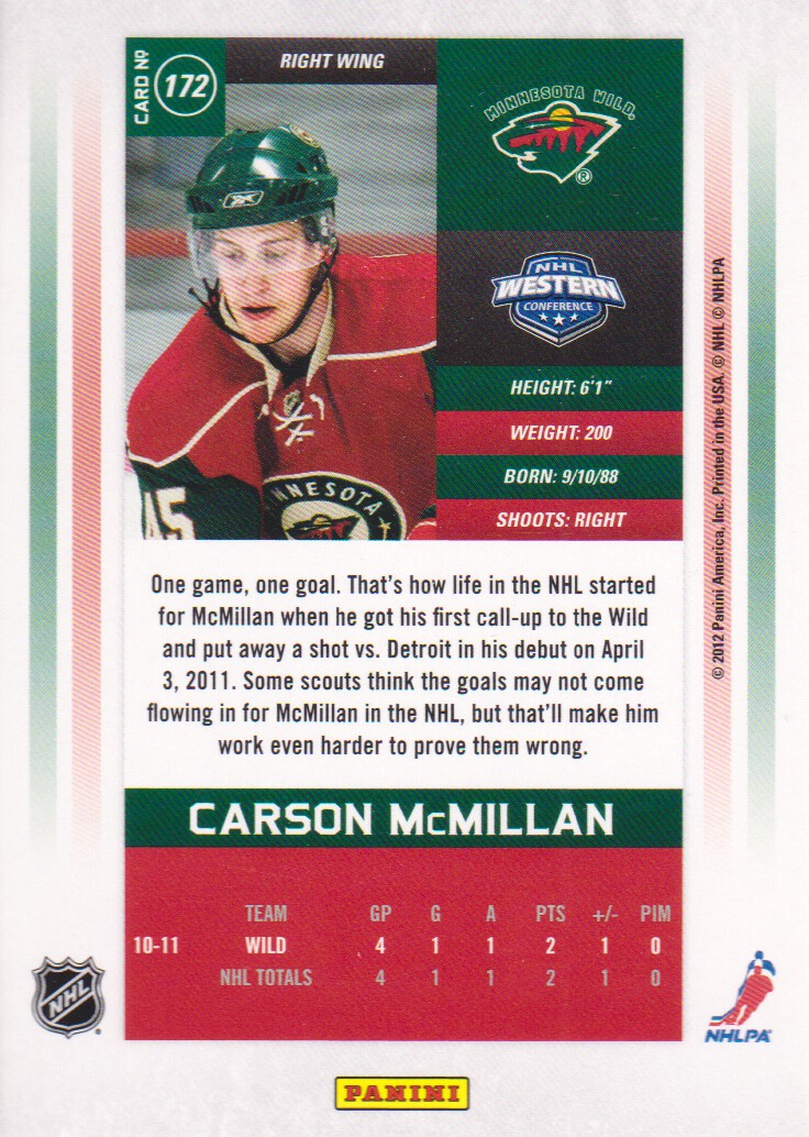 2011-12-Panini-Contenders-Hockey-Cards-Pick-From-List thumbnail 249
