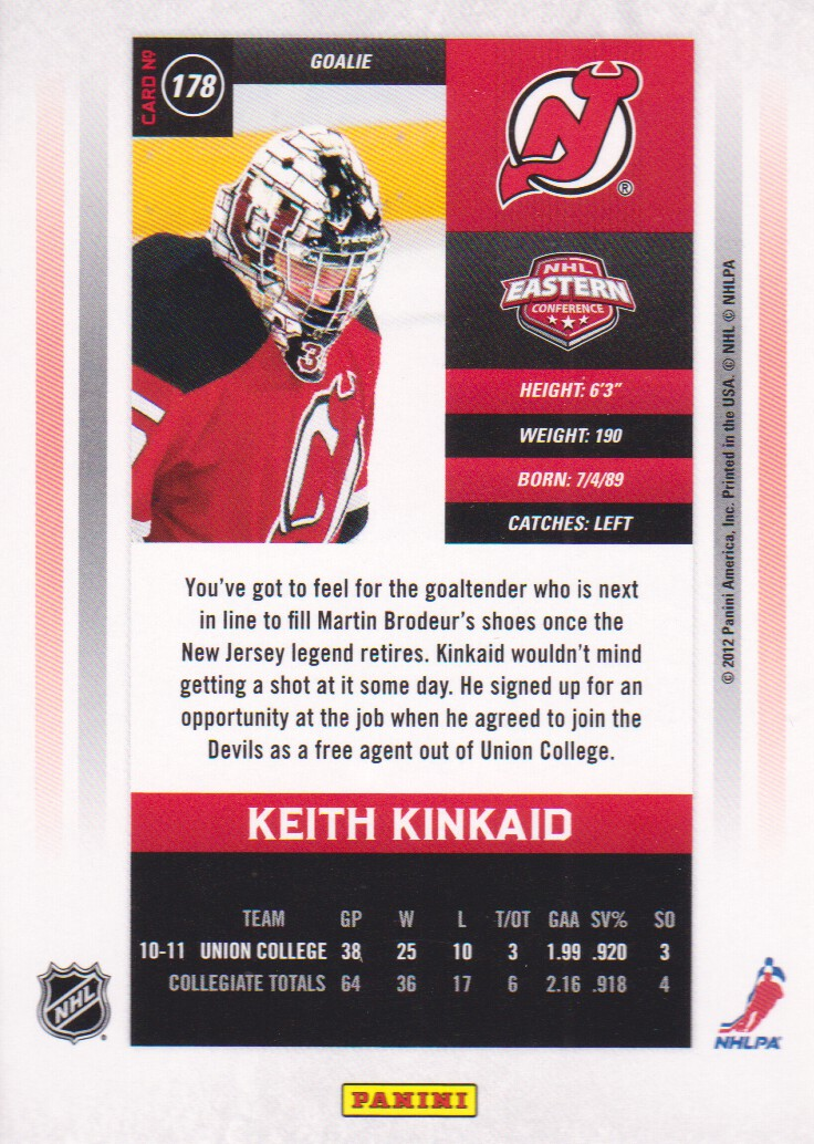 2011-12-Panini-Contenders-Hockey-Cards-Pick-From-List thumbnail 251