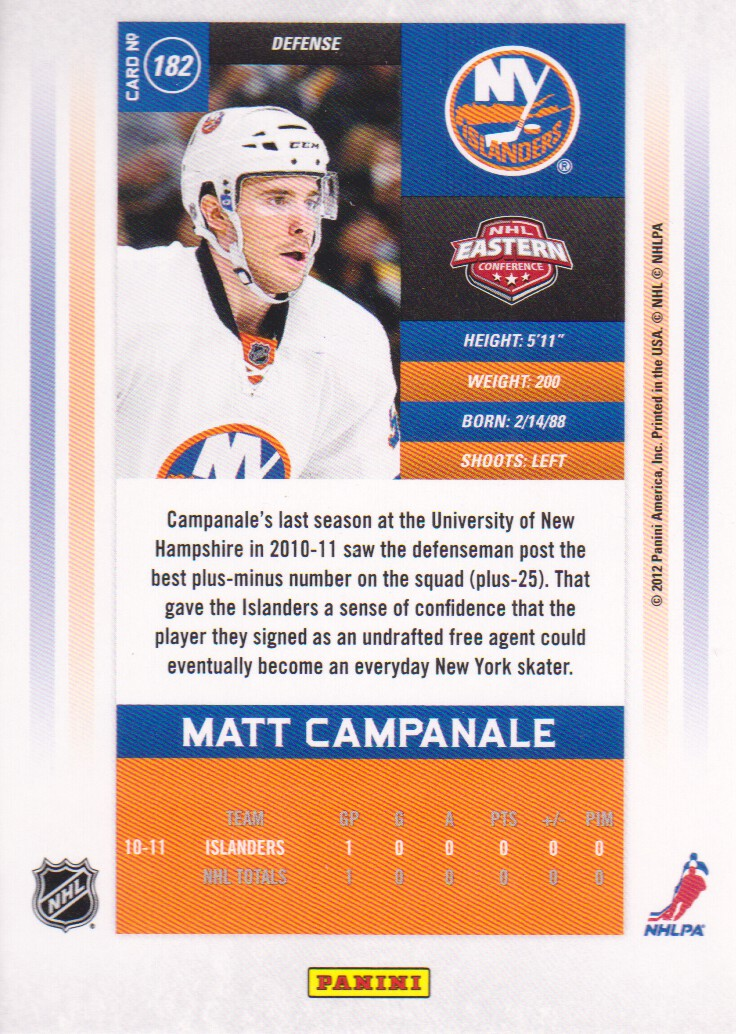 2011-12-Panini-Contenders-Hockey-Cards-Pick-From-List thumbnail 255