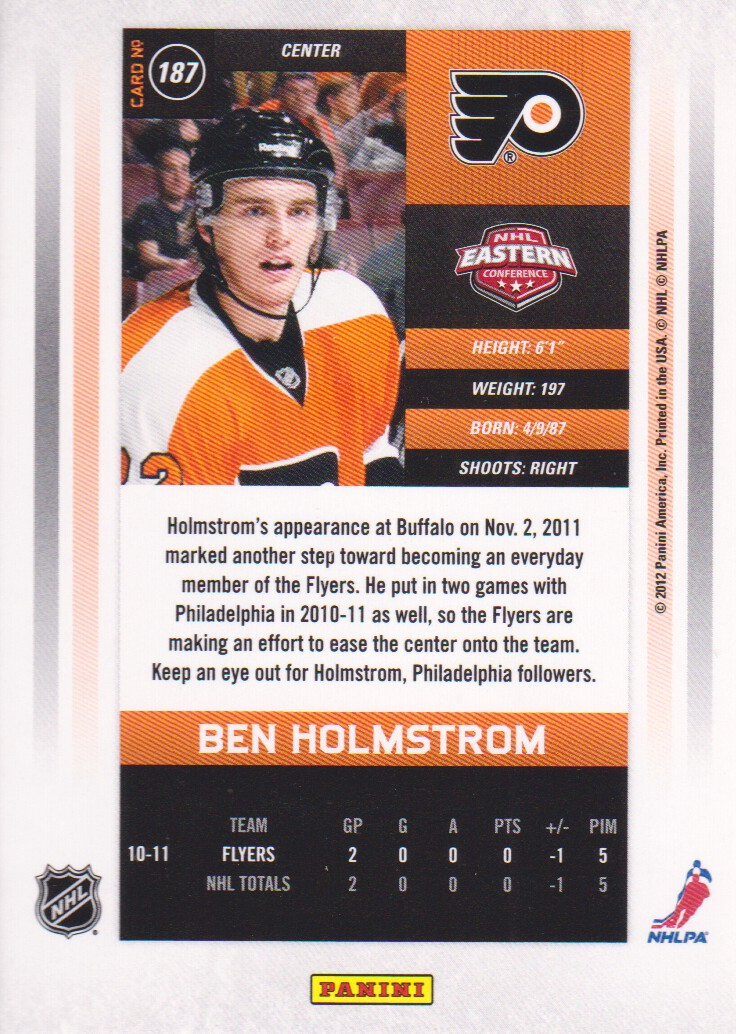 2011-12-Panini-Contenders-Hockey-Cards-Pick-From-List thumbnail 259