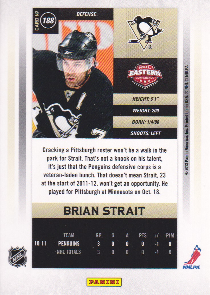 2011-12-Panini-Contenders-Hockey-Cards-Pick-From-List thumbnail 261