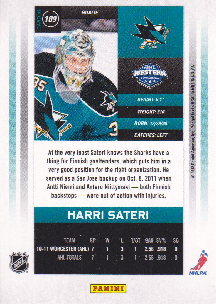 2011-12-Panini-Contenders-Hockey-Cards-Pick-From-List thumbnail 263