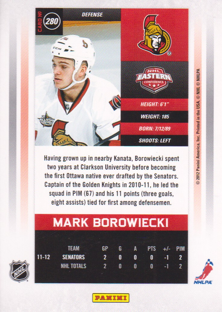 2011-12-Panini-Contenders-Hockey-Cards-Pick-From-List thumbnail 267