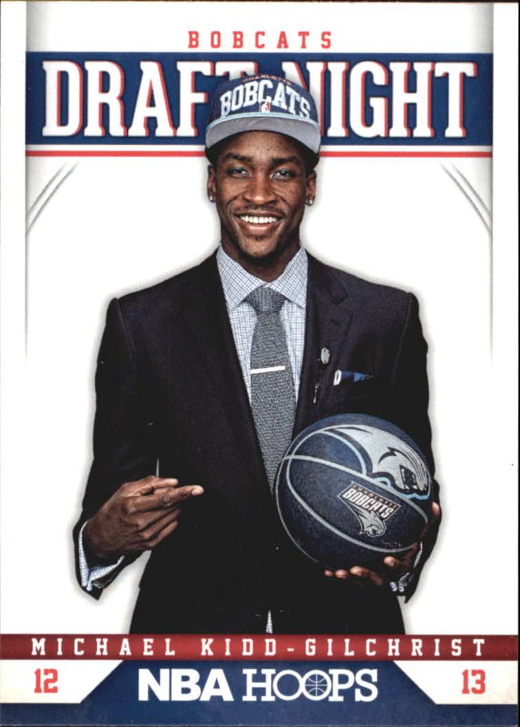 2012-13 Hoops Draft Night #2 Michael Kidd-Gilchrist