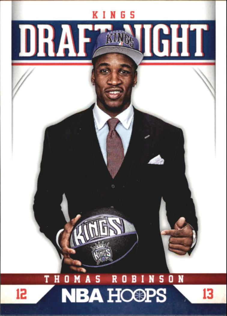 2012-13 Hoops Draft Night #5 Thomas Robinson