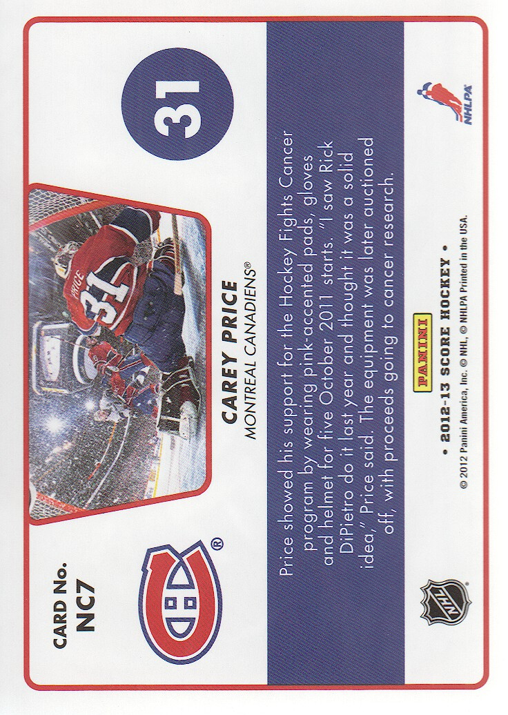 2012-13-Score-Inserts-Hockey-Cards-Pick-From-List miniature 23