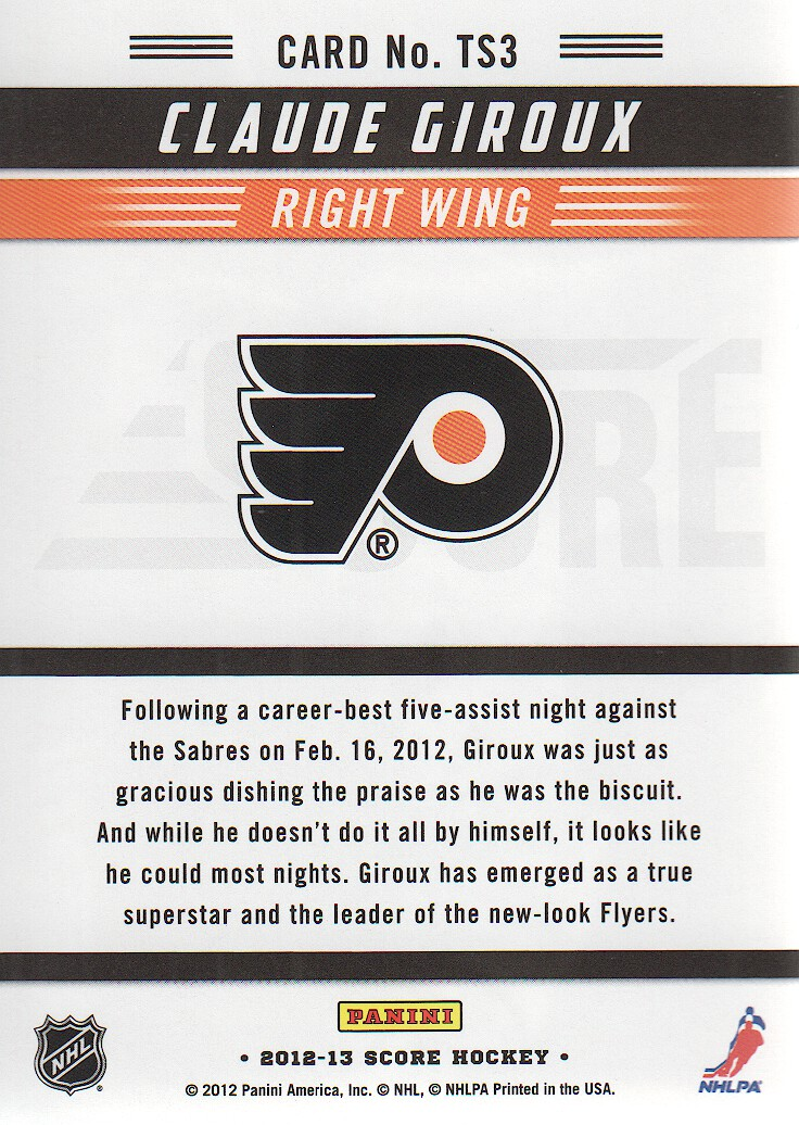 2012-13-Score-Inserts-Hockey-Cards-Pick-From-List miniature 27
