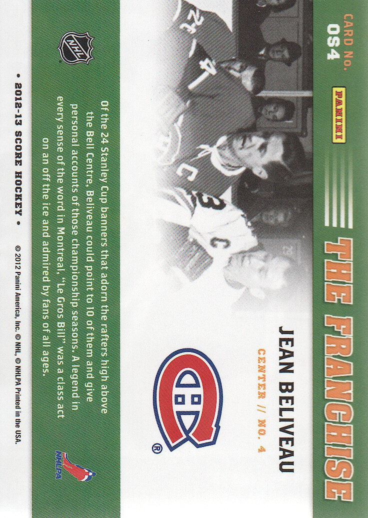 2012-13-Score-Inserts-Hockey-Cards-Pick-From-List miniature 17