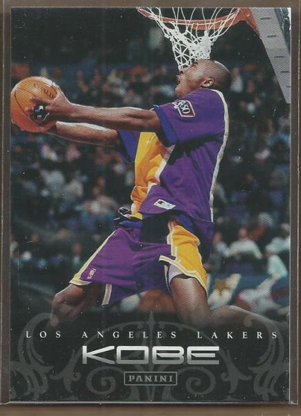 2012-13 Panini Kobe Anthology #8 Kobe Bryant