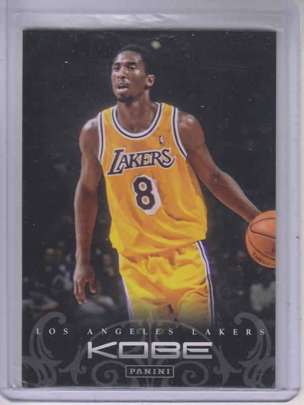 2012-13 Panini Kobe Anthology #17 Kobe Bryant