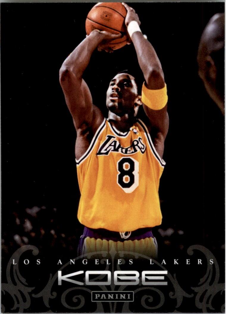 2012-13 Panini Kobe Anthology #27 Kobe Bryant
