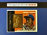 2012 Topps Update Gold Engravings #HA Hank Aaron