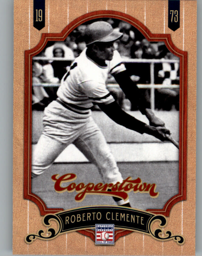 2012 Panini Cooperstown #18 Roberto Clemente