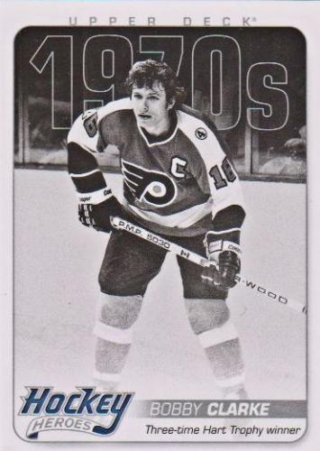 2012-13 Upper Deck Hockey Heroes #HH28 Bobby Clarke