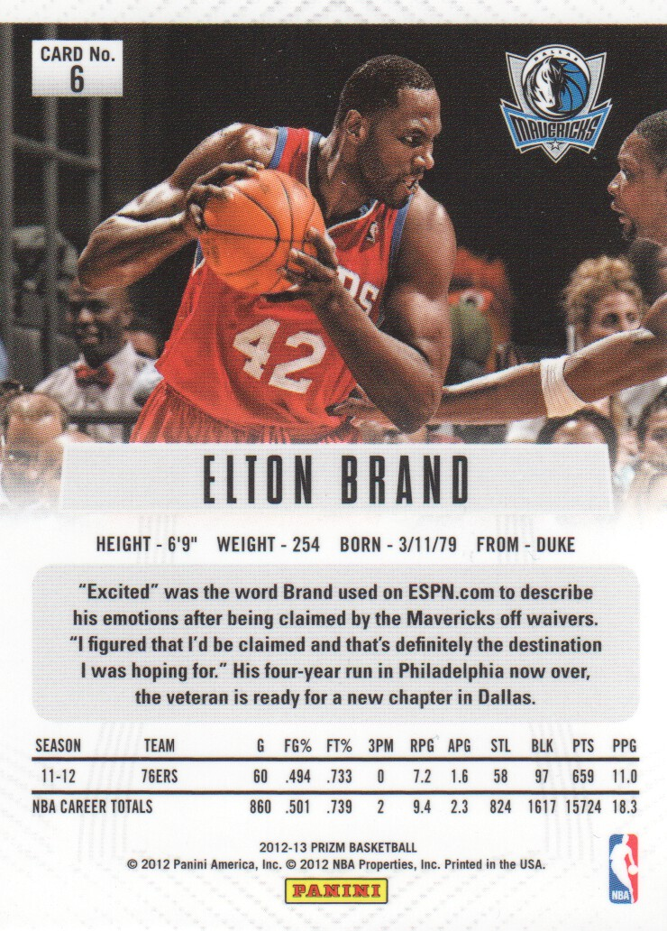 2012-13-Panini-Prizm-Basketball-Cards-1-250-Pick-From-List thumbnail 9