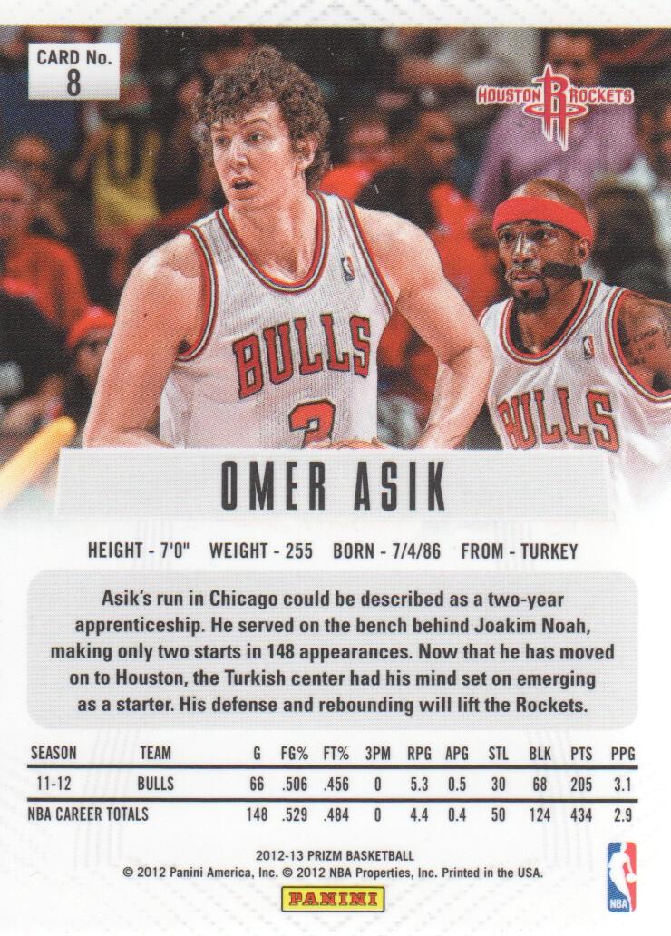 2012-13-Panini-Prizm-Basketball-Cards-1-250-Pick-From-List thumbnail 13