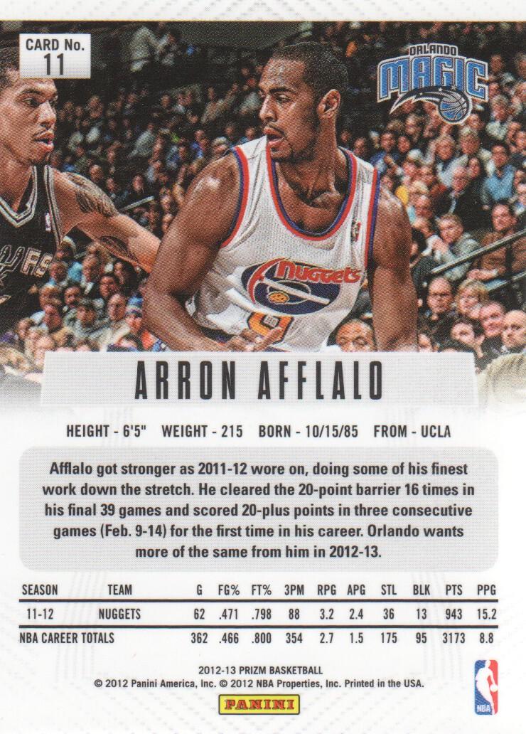 2012-13-Panini-Prizm-Basketball-Cards-1-250-Pick-From-List thumbnail 17