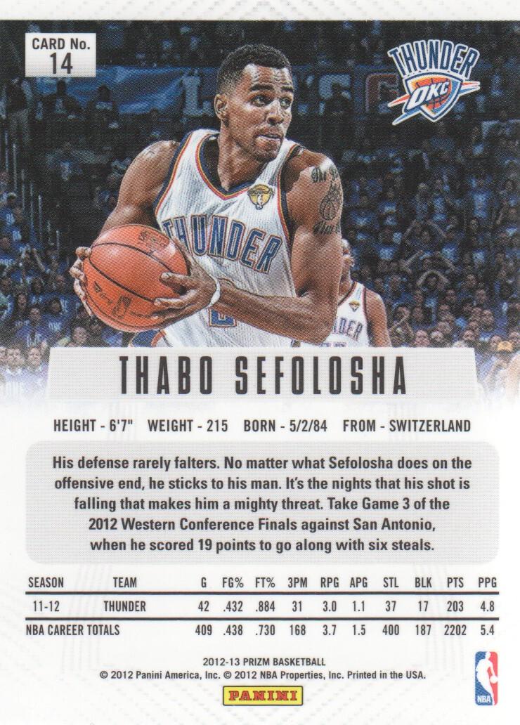 2012-13-Panini-Prizm-Basketball-Cards-1-250-Pick-From-List thumbnail 23
