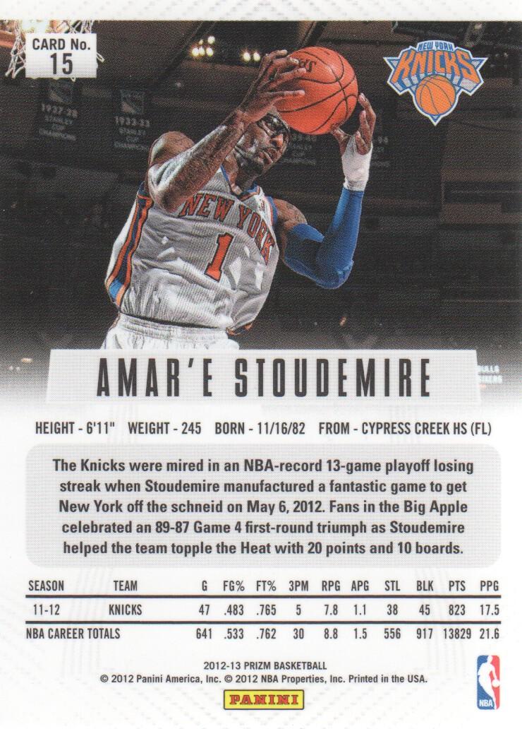 2012-13-Panini-Prizm-Basketball-Cards-1-250-Pick-From-List thumbnail 25