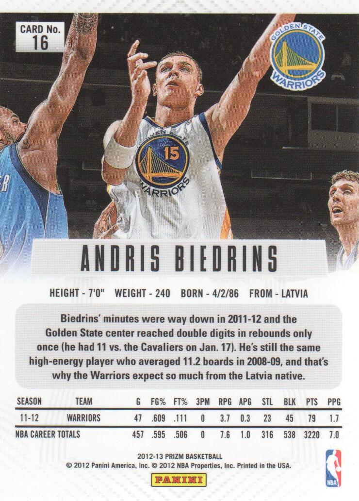 2012-13-Panini-Prizm-Basketball-Cards-1-250-Pick-From-List thumbnail 27