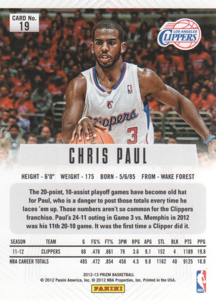 2012-13-Panini-Prizm-Basketball-Cards-1-250-Pick-From-List thumbnail 33