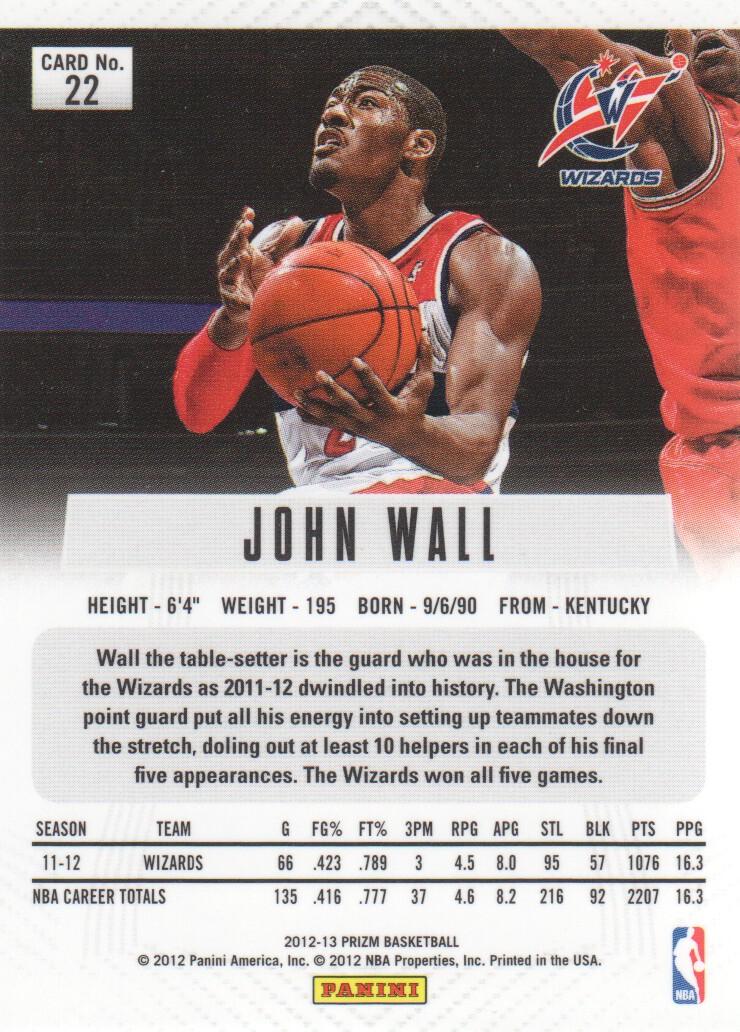 2012-13-Panini-Prizm-Basketball-Cards-1-250-Pick-From-List thumbnail 39