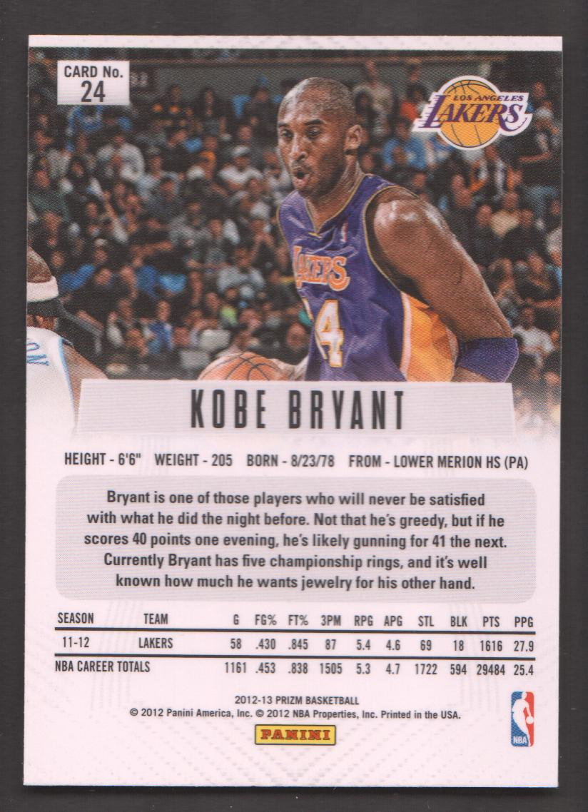 2012-13-Panini-Prizm-Basketball-Cards-1-250-Pick-From-List thumbnail 43